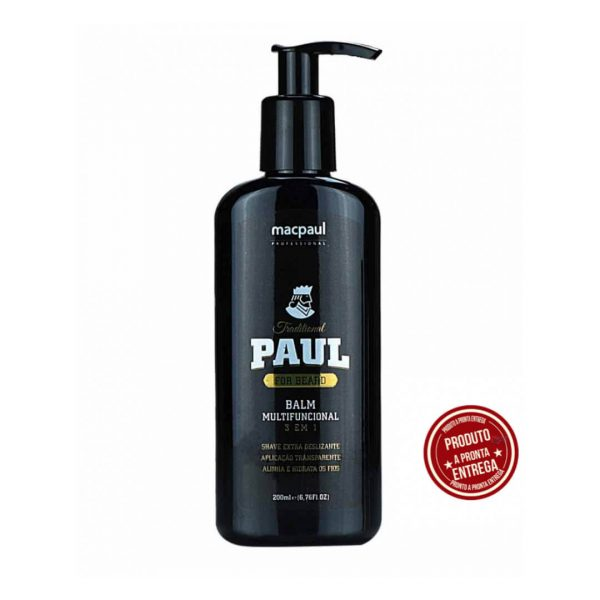 Balm Multifuncional Traditional Paul 200ml