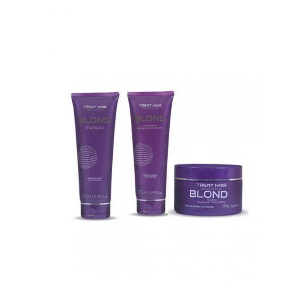 KIT Blond Treat hair 250ml