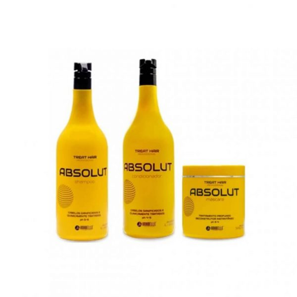 Kit Absolut Treat Hair Anabelle 1 litro