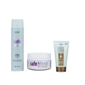 Kit Safe Blond home care macpaul